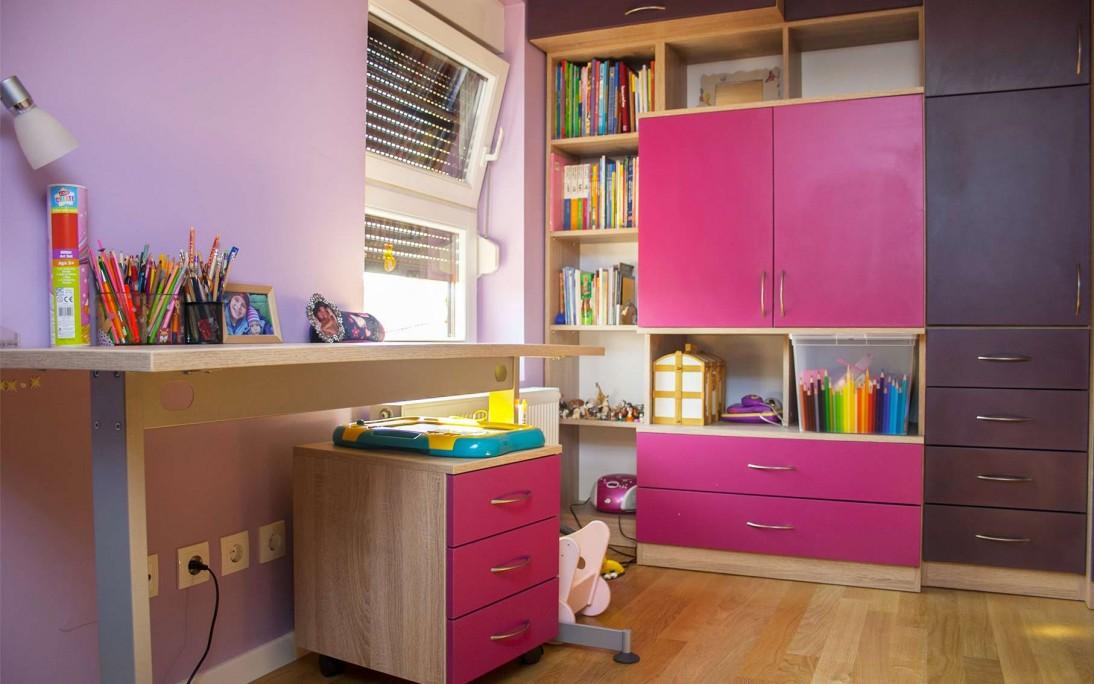 Soba za djevojčicu SL